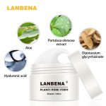 New Style LANBENA Blackhead Remover Nose Mask Pore Strip Black Mask Peeling Acne Treatment Black Deep Cleansing Skin Care